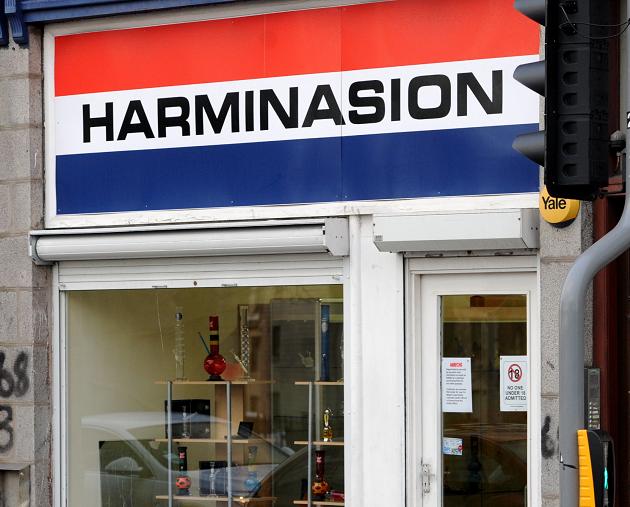 Harminasion