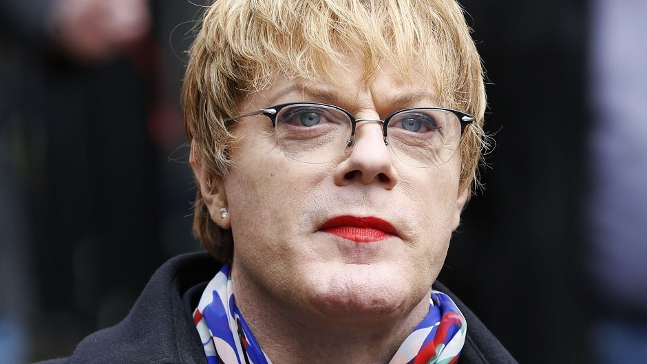 Eddie Izzard, world famous comedian, actor and philanthropist
