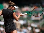 Simona Halep is aiming to win her first grand slam