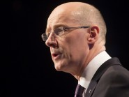 Deputy First Minister John Swinney said that Scotland is punching above its economic weight