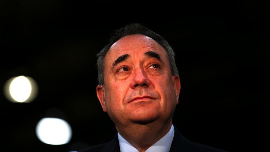 Alex Salmond, MP for Gordon