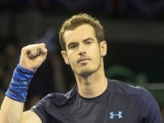 Andy Murray eased through in Madrid