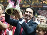 Unai Emery led Sevilla to a fourth European trophy in less than 10 years on Wednesday