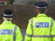 The 23-year-old woman was assaulted while walking her dog in Girvan