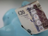 Figures suggest families had a little more spending money in April than a year previously