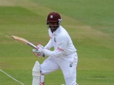Darren Bravo led West Indies to victory