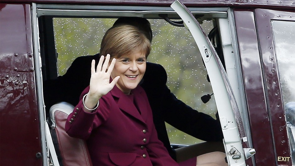 First Minister Nicola Sturgeon said  Labour will never be forgiven if its refusal to work with SNP means another Tory  government.