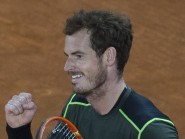 Andy Murray continued his good form on Friday (AP)