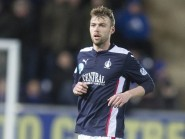 Falkirk striker Rory Loy has sought English help ahead of the Scottish Cup final