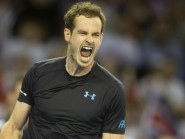 Andy Murray is in the form of his life on clay