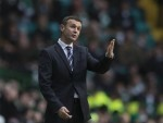 Jim McIntyre is urging caution when Ross County travel to Parkhead.