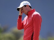 Rory McIlroy made a woeful start at Royal County Down