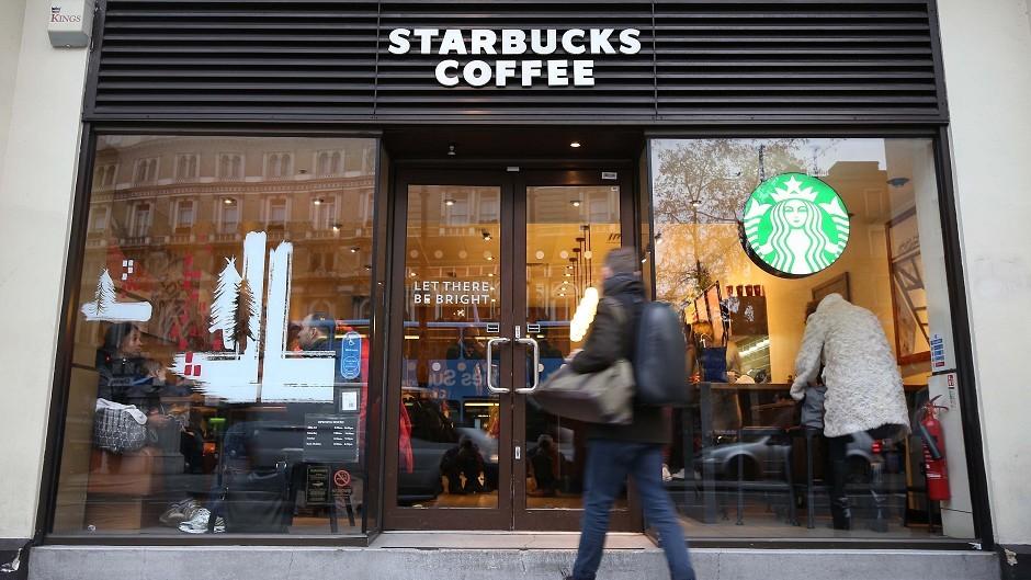 Starbucks apologised