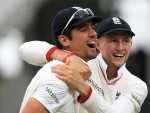 Alastair Cook, left, and Joe Root shone with the bat at Lord's this week