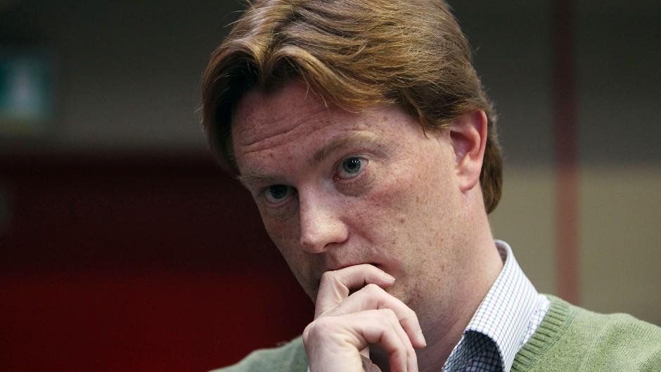 Former Chief Secretary to the Treasury Danny Alexander