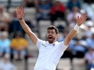 James Anderson admitted that England cracked under the pressure on day two