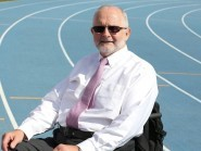 IPC chief Sir Philip Craven has high hopes for Glasgow's forthcoming para-swimming World Championships