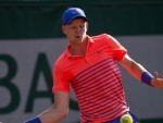 Kyle Edmund is out of the French Open