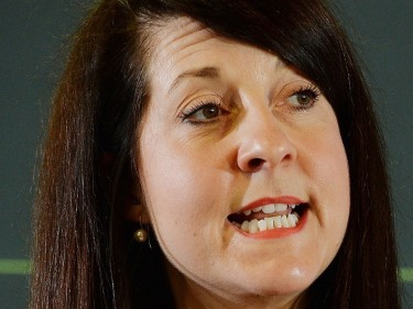 Liz Kendall is running for the Labour leadership