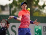 Kyle Edmund has reached the second round of the French Open