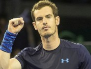 Andy Murray, pictured, beat Rafael Nadal on clay to win the Madrid Masters earlier this month