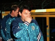 Graham Taylor was manager of England for just over three years