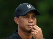 It has been a tough few days for Tiger Woods