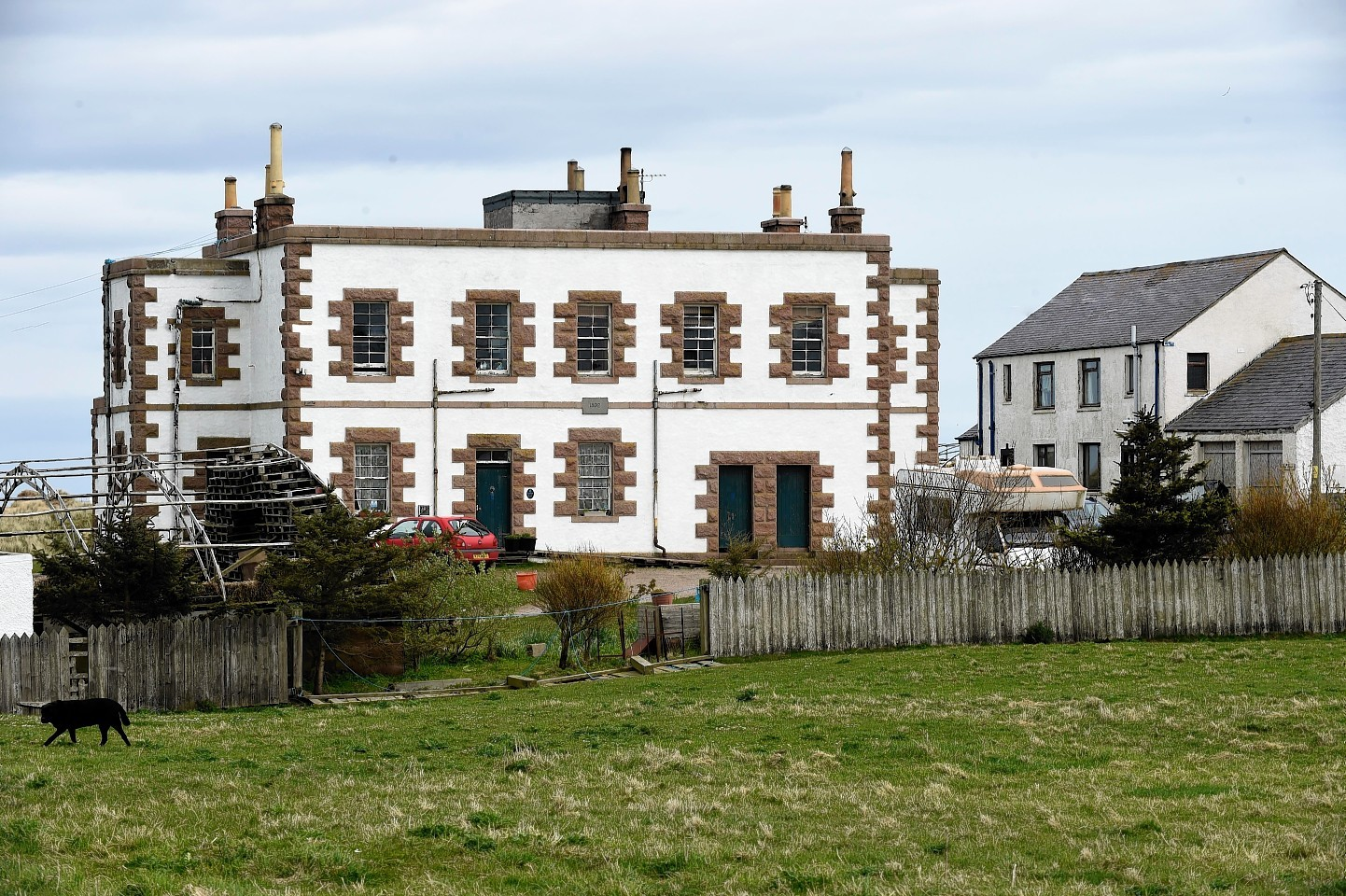 North east lighthouse keeper's cottages for sale for