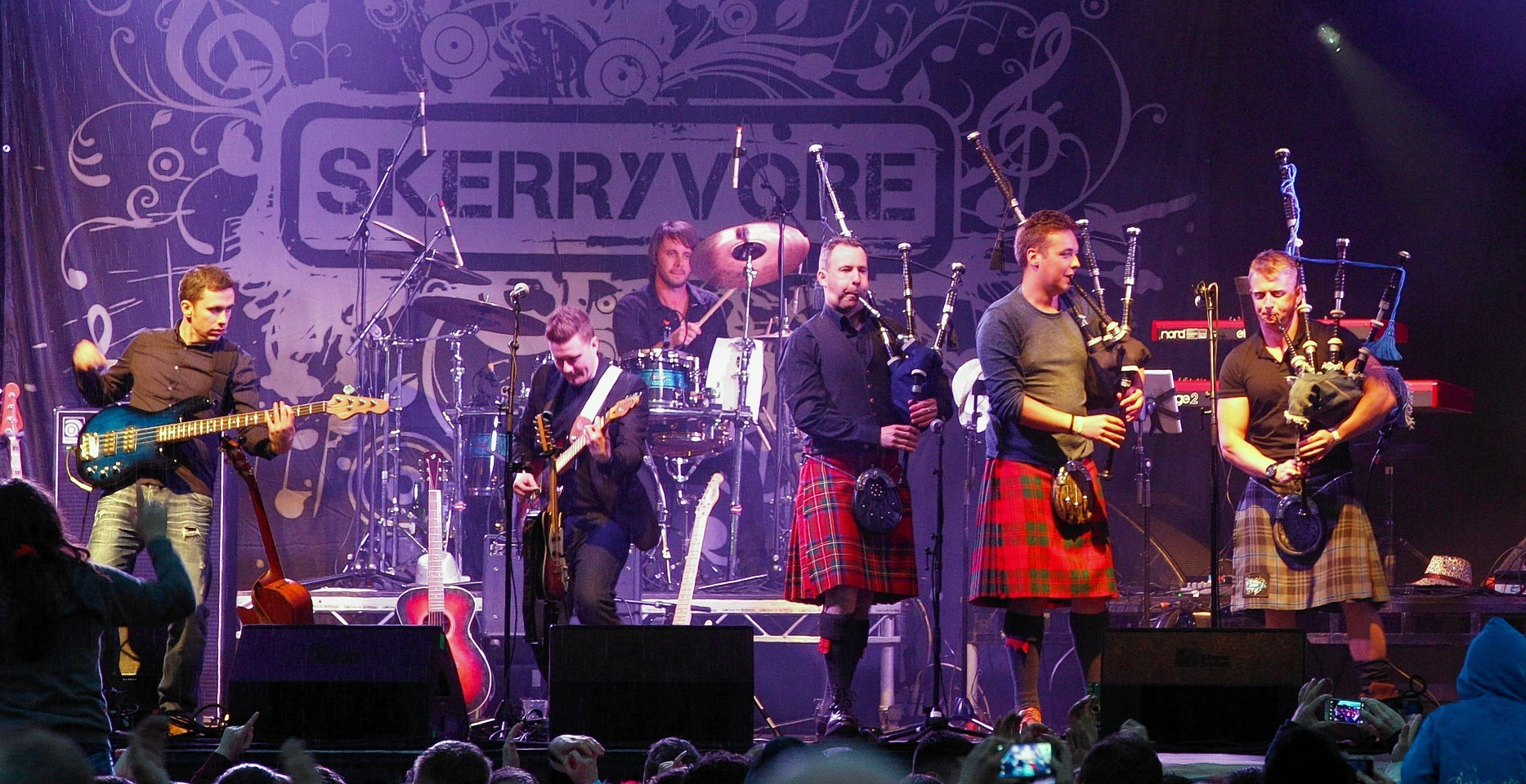 Skerryvore Decade: A celebration of ten years of success,  live gigs and music.