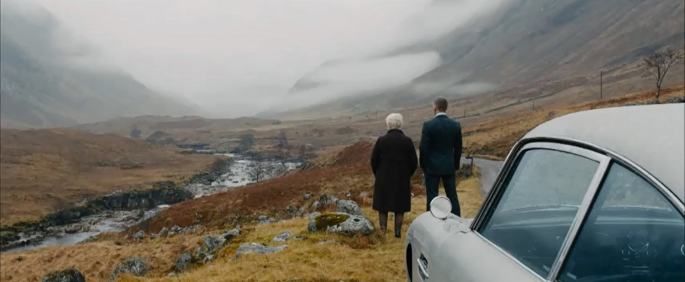 Screengrab from the trailer for the new Bond film SKYFALL(Submitted)
