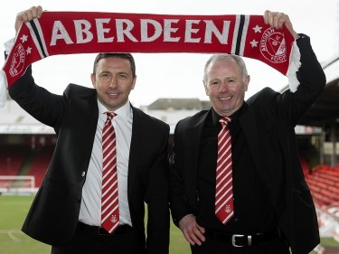 Dons chairman: Would have been massive blow if Derek and Tony had decided to leave