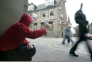 The council is asking for £129,000 to help Aberdeen's beggars