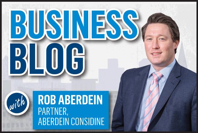 Rob Aberdein of Aberdein Considine