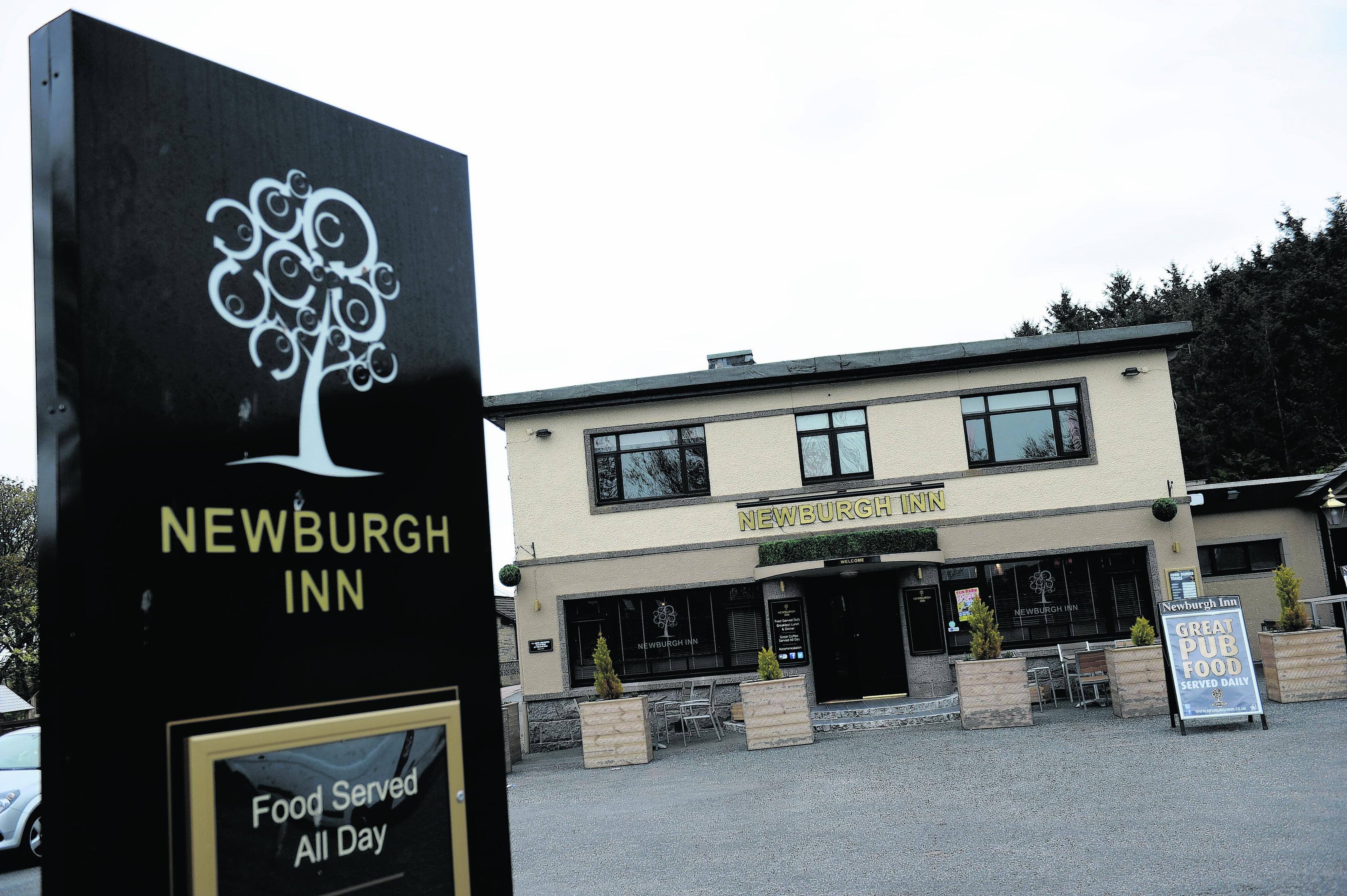 Newburgh Inn, Main Street, Newburgh.