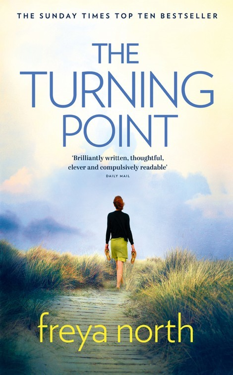 Book Review: The Turning Point by Freya North | Press and