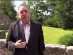 Alex Salmond shares his views