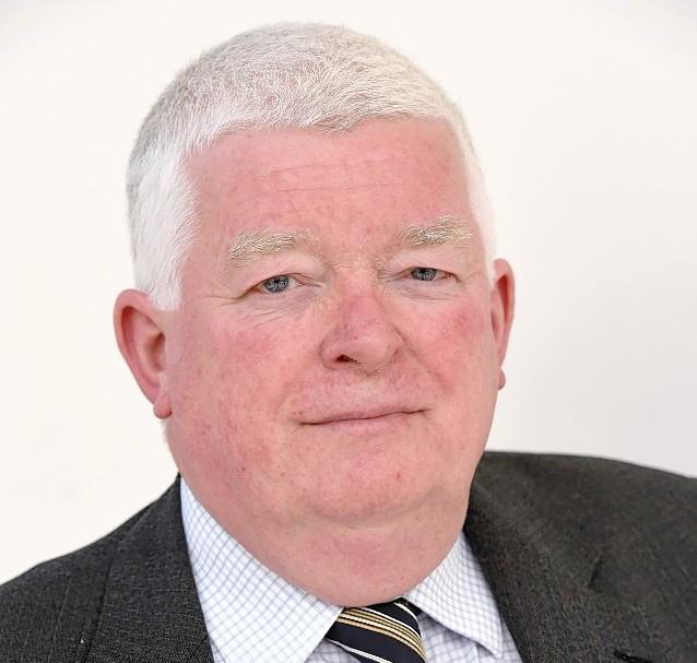 Highland Council budget leader Bill Fernie