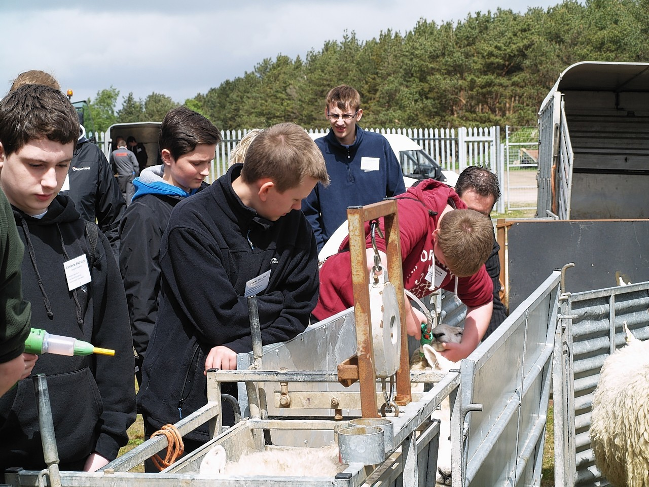 The bursary scheme aims to help youngsters in the Highlands and islands