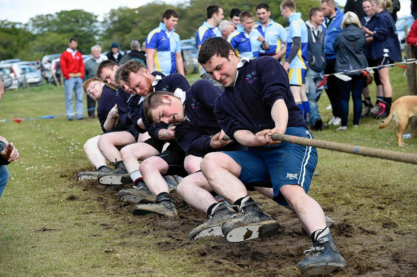 Cornhill Highland Games could fold if new staff are not found