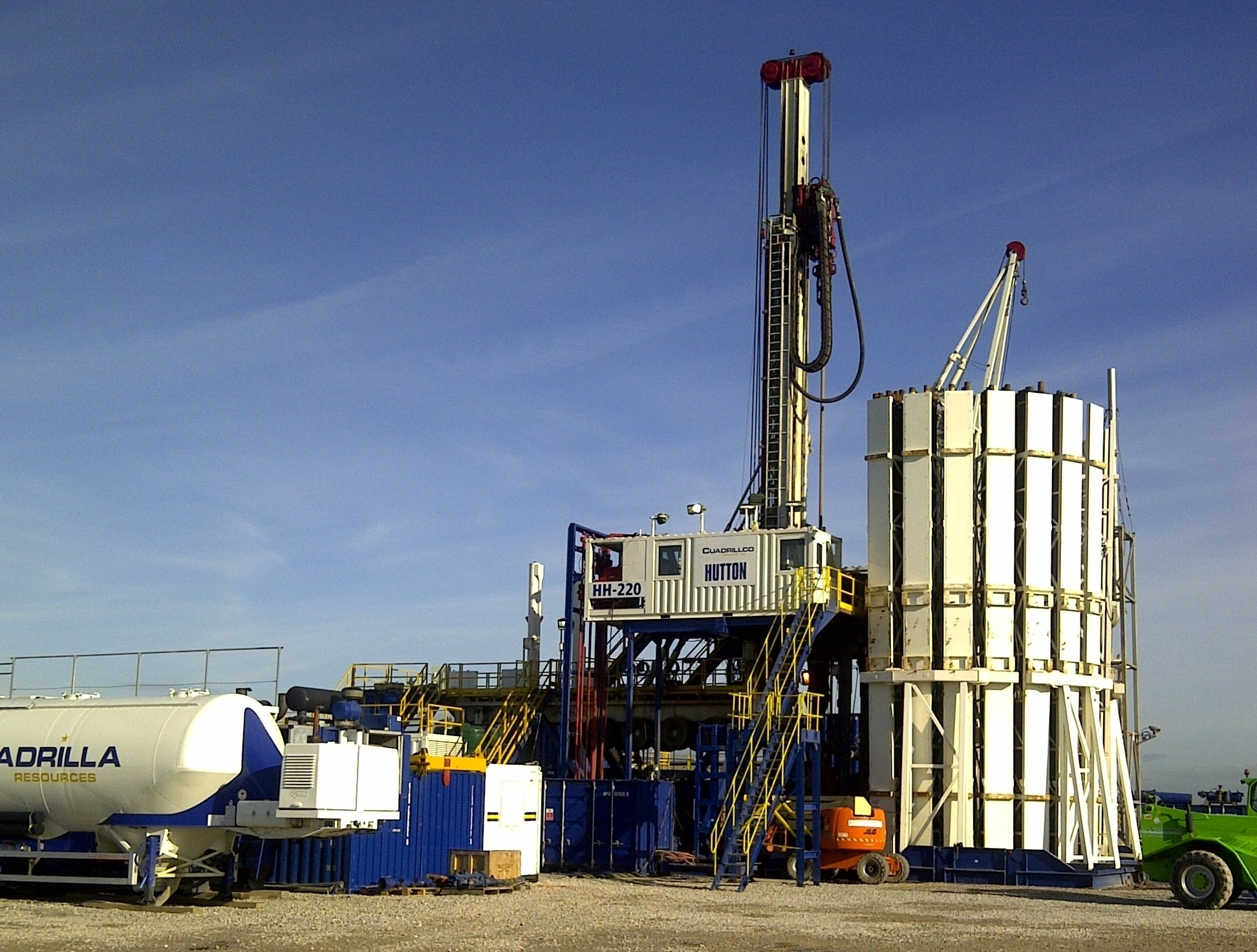 The Cuadrilla plans were rejected