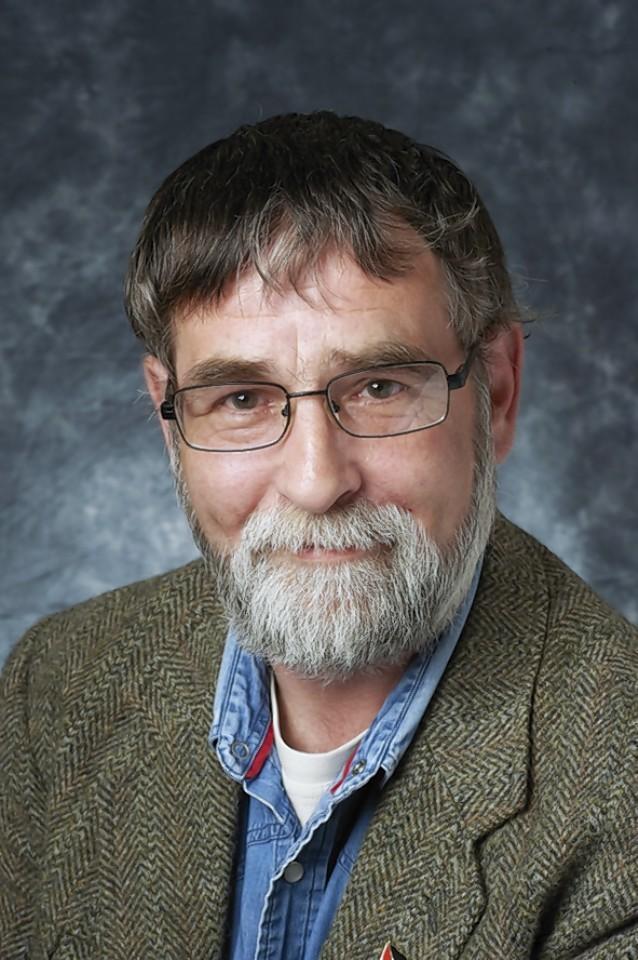 City councillor Donnie Kerr.