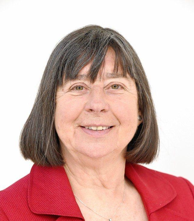 Highland planning chairwoman Audrey Sinclair.