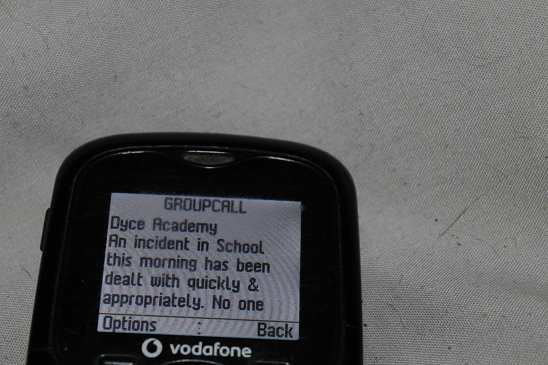 Dyce-Academy-text-message