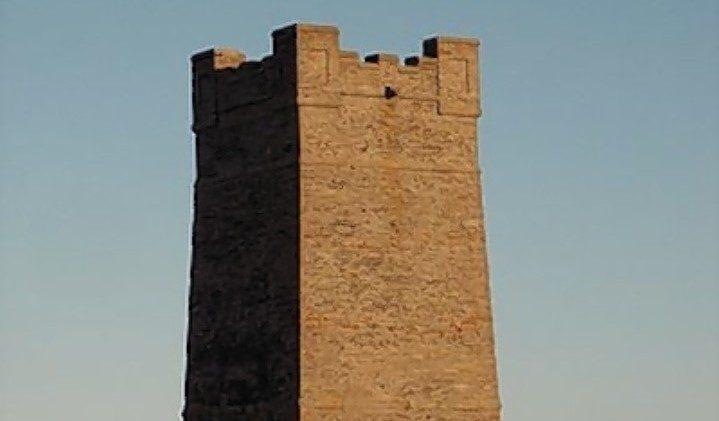 Kitchener Memorial in Orkney