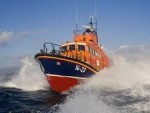 The Oban lifeboat was launched to help the diving team