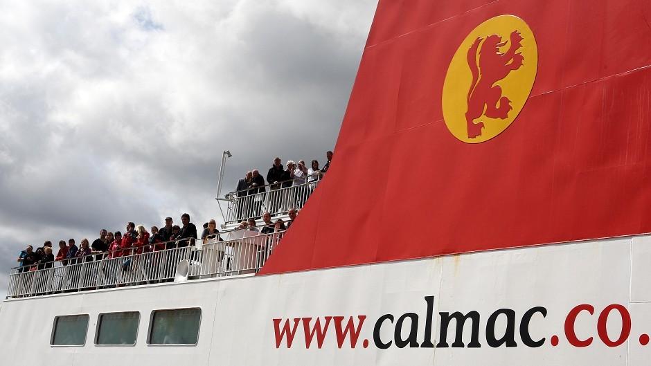 Keep an eye on CalMac's website for further updates