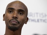 Mo Farah, pictured, is standing by Alberto Salazar