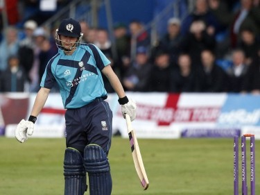 Coezter and Cross lead T20 crusade to Canada by Scotland's leading stars