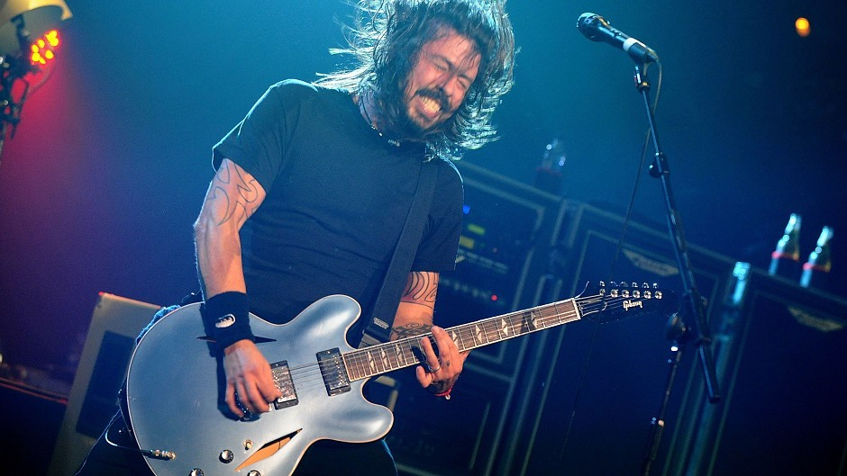 The Foo Fighters are among the bands who have cancelled upcoming Paris concerts