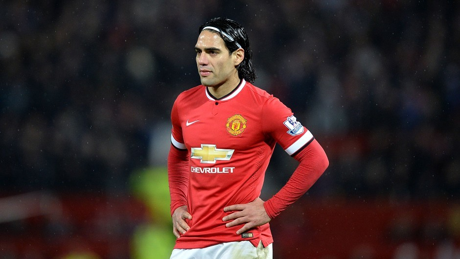 Radamel Falcao has joined Chelsea following a spell at Manchester United.